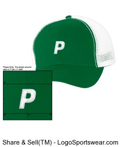 P G/W cap Design Zoom